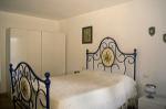 Interior - Blue double bedroom